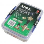 Apex CP15 15mm Inlet Limiting Valve - High (Mains) Pressure pack