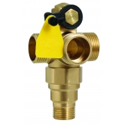 Apex Cold Water Expansion Valve 75kPa Low Pressure - EVT7.6