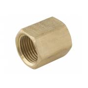 Spartan Hexagon Tubular Socket 15mm Brass DR - STH15