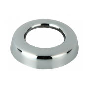 Aqualine Domed Metal Flange BSP CP 15mm - FLMD15B