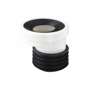 Aqualine Flexi Fin Pan Connector 0 - 20 offset - FF100/20