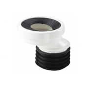 Aqualine Flexi Fin Pan Connector 0 - 40 Offset - FF100/40
