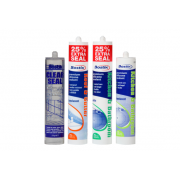 Aqualine Clear Seal Co-Polymer Sealant Paintable - SILCS
