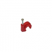 Buteline Pipe Clips for Hot Water Line - 18mm
