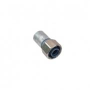 """Buteline Chromed Female Swivel - F15C - 1/2"""" BSP x 15mm"""