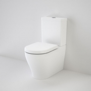 Luna Cleanflush® Wall Faced Toilet Suite
