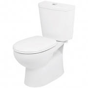 Venecia Close Coupled Toilet Suite S Trap Kumfi Seat