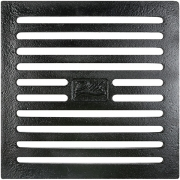 Dux AdjustaPit™ 350mm – Square Grate Only - DA350GS