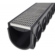 Dux Architectural Channel 1M (316 Stainless Steel Grate) - R3271