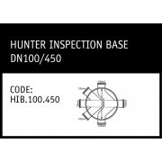Marley Hunter Inspection Base DN100/450 - HIB.100.450