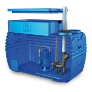 The BLUE BOX by Zenit - Sanitary Pump Station