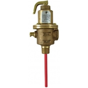 "Reliance Low Pressure, Tempreture, Vacuum Relief Valve 15mm (3/4"") - LTV55"