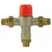 Reliance HeatGuard Solar HF (Orange) 20mm Tempering Valve - MIX11511