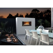 Impression Outdoor Fire One Sided Cabinet