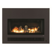 Arriva 750 Flat Front Gas Fireplace