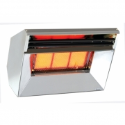 Super Ray Outdoor Electronic Weather Resistant Heater 6kW