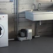 Sanicom Grey Water Pump