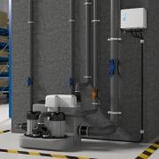 Sanicom 2 Lifting Station Grey Water Pump