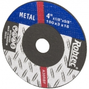 Abrasiflex Metal cut-off wheel - red label - 100x16mm