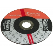 Abrasiflex Metal cut-off wheel 1mm width - red label - 100x16mm
