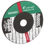 Abrasiflex Masonry cut-off wheel - green label - 100x16mm