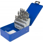 Benz Drill Bit Set - 25pc boxed - HSS 1-13mm