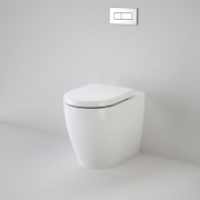 Urbane Cleanflush® Wall Faced Invisi Series II® Toilet Suite